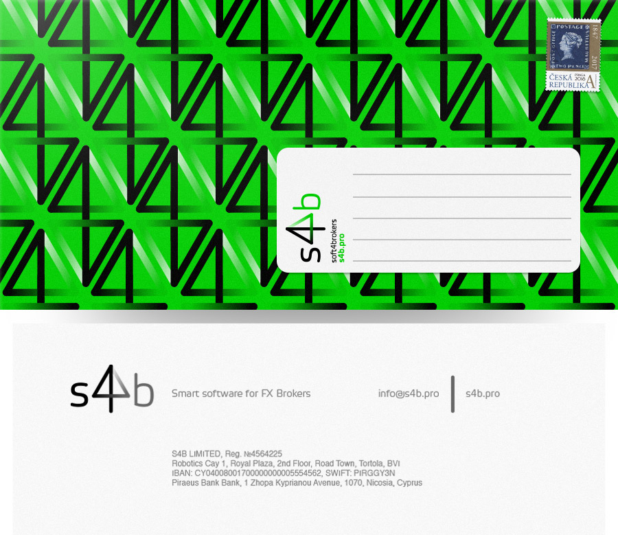 s4b, soft4brokers, logo, app, design